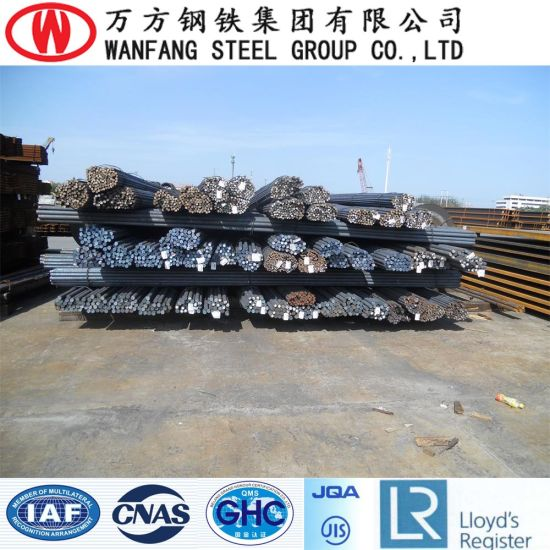 Alloy Hot Rolled Steel Round Bar for Forging