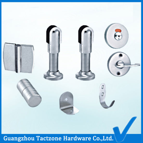 Factory Directly Bathroom Cubicle Toilet Partition Accessories with SGS ISO9001