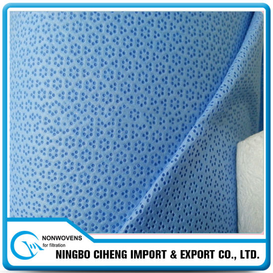 Water Absorption Dish Wipes Non Woven Cleaning Cloth