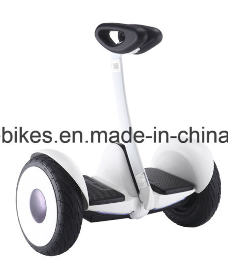 Electric Self Balance Bike Controlled by Legs pictures & photos