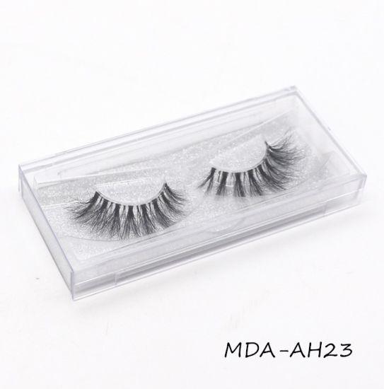New Design Premium Quality Super Thin Natural Mink False Eyelashes