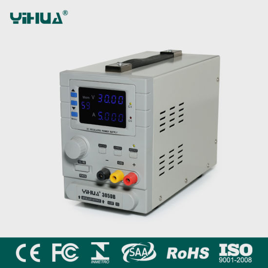 China YIHUA 305DB Variable DC Power Supply, Multiple / Triple / Dual