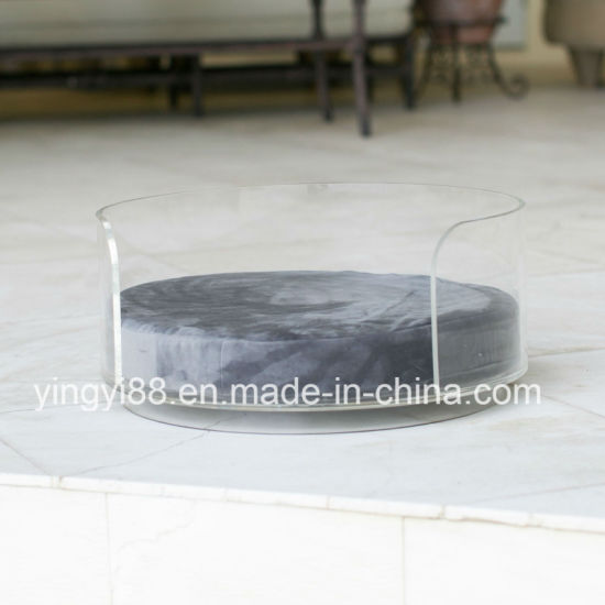 Newest Acrylic Pet Bed Shenzhen Manufacturer pictures & photos