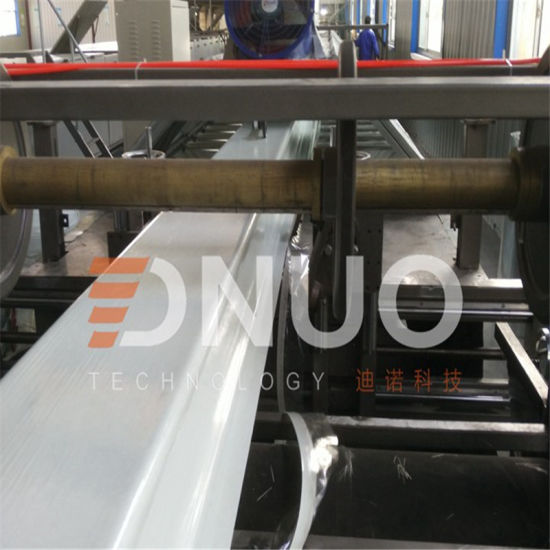 High Speed Automatic Forming Machine for Rain Gutter