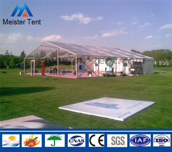 20X30m Clear Roof Outdoor Wedding Event Marquee Tent for Catering pictures & photos