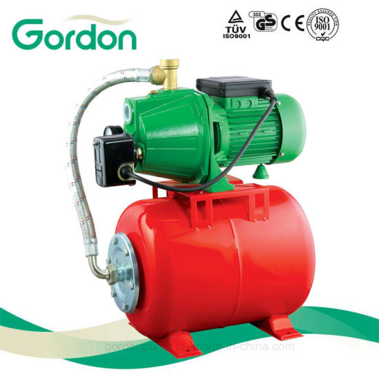Qb60 24L Tank Automatic Gardon Pump with Electronic Pressure Switch pictures & photos
