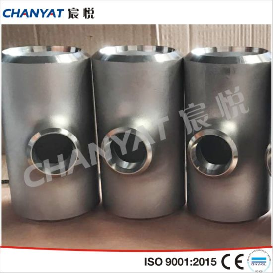 Stainless Steel Reducing Tee A403 (317, 321, 347) pictures & photos