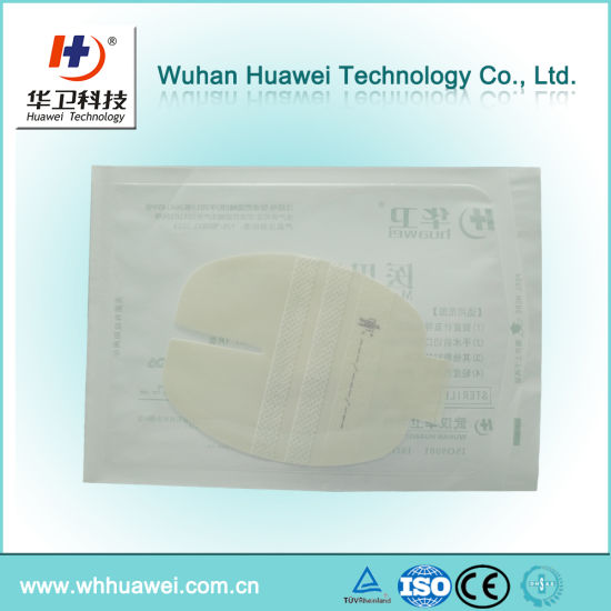 Ce ISO Wound Care IV Fixing Transparent Medical Adhesive Dressing
