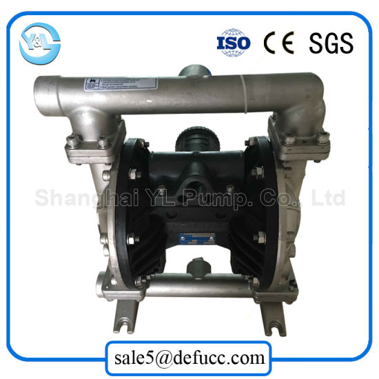 China portable air operated double stainless steel diaphragm pump portable air operated double stainless steel diaphragm pump ccuart Images