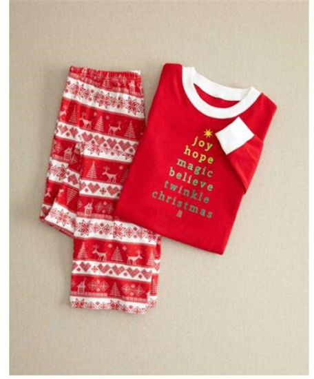 2016 Hot Sale Children′s Christmas Clothing (80010) pictures & photos