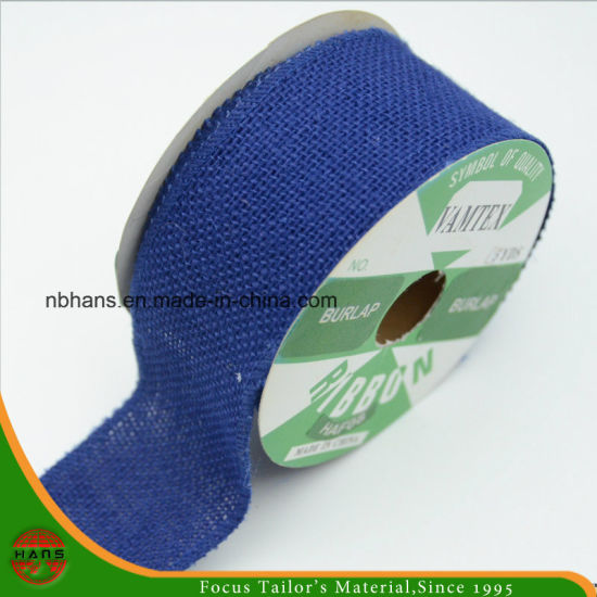 Hans Most Popular Super Selling Various Color Jute Tape for Lace Gift Packing