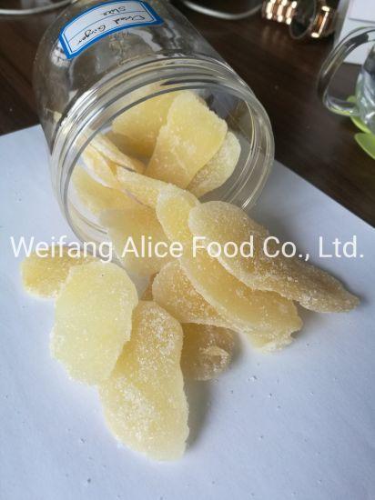 Preserved Ginger Slice Dried Ginger Slice Sugar Ginger