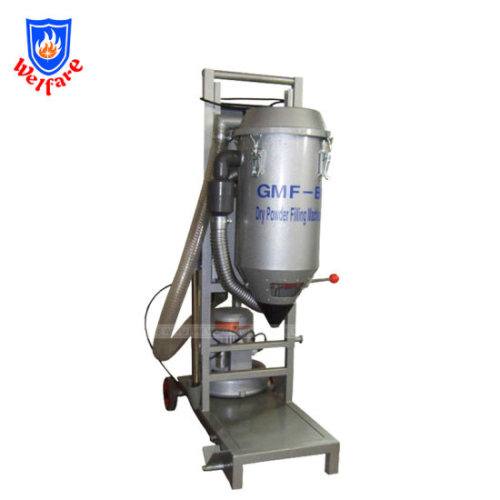 Gmf-B Manual Dry Powder Filler Machine for Extinguisher pictures & photos