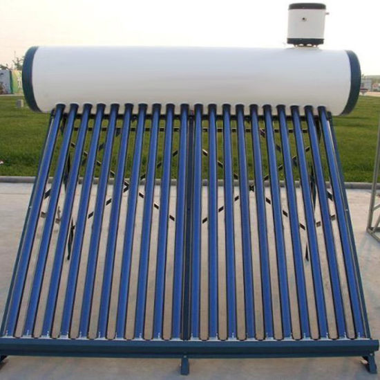 Compact Solar Water Heater System