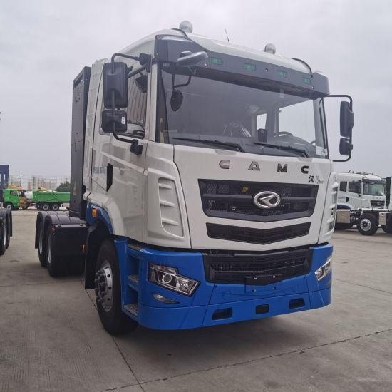 2021 hot sale CAMC High Quality 6*4 Pure Electric Trucks