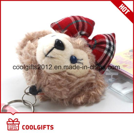 Eco Friendly Teddy Bear Stuffed Plush Toy with Cartoon Design