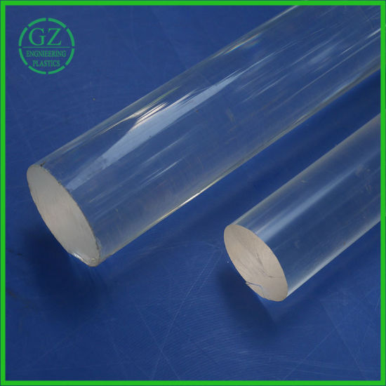 Good Electrical Property Plastic ABS Bar High Wear Resistance ABS Rod pictures & photos