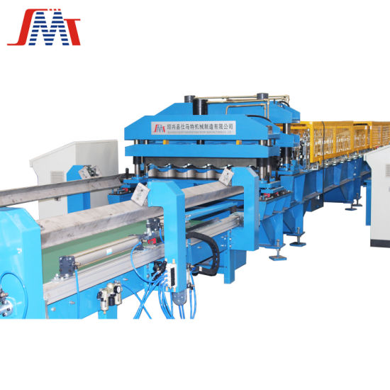 Hot Sell Metal Profile Glazed Tile Cold Roll Forming Machine