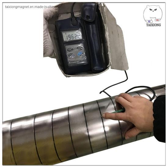 High Intensity 15000 GS Fine Powder Drum Magnet Separator