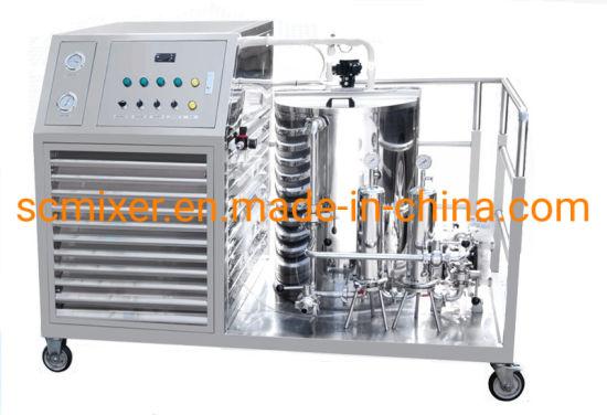 Perfume Making and Filling Machine