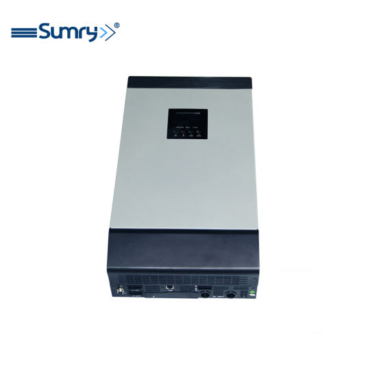 93% Efficiency 3kVA off Grid Inverter High Frequency Solar Power System MPPT Charge Controller Pure Sine Wave