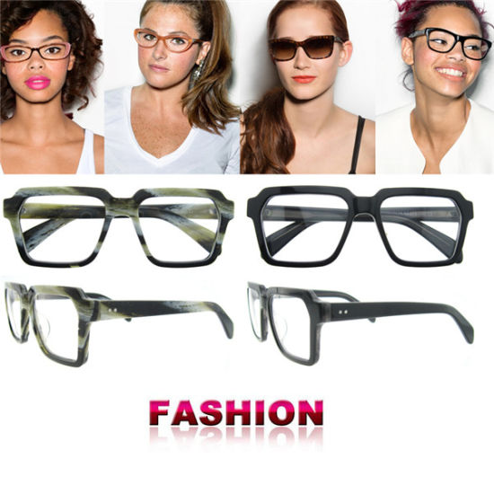 China Latest New Stylish Spectacle Eyeglasses Frame Optical Glasses ...