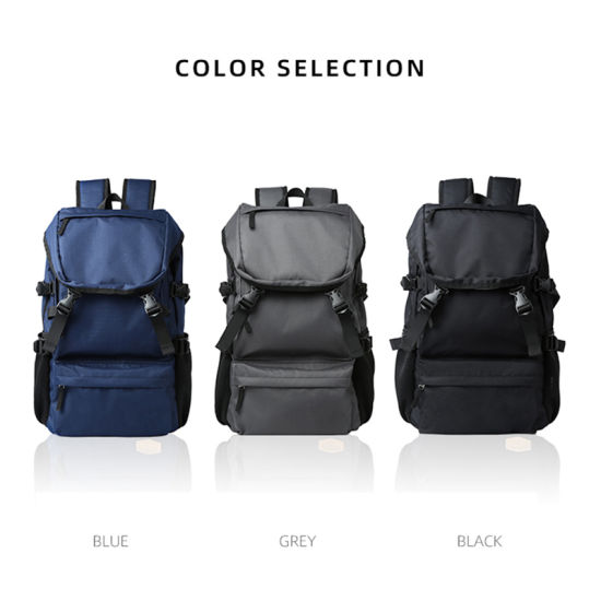 Wholesale Customized Oxford Waterproof Laptop School Backpack Bag From China Factory pictures & photos