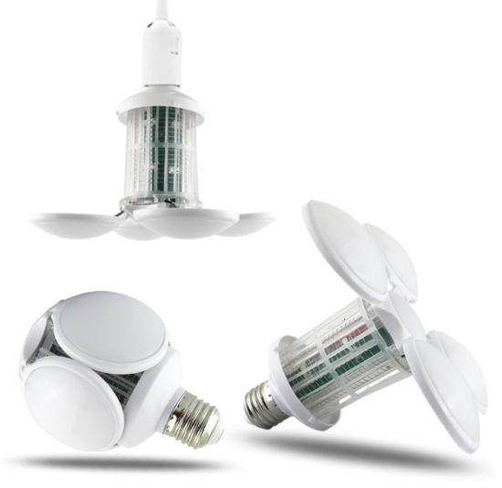 New Design 30W 40W 45W 70W E27 Fan Football Blade LED Bulb for Lighting