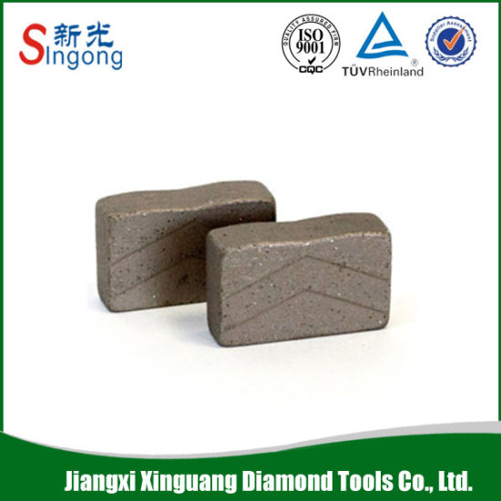Diamond Segment for Circular Saw Blade pictures & photos