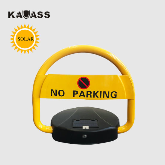 Solar Automatic Parking Space Lock