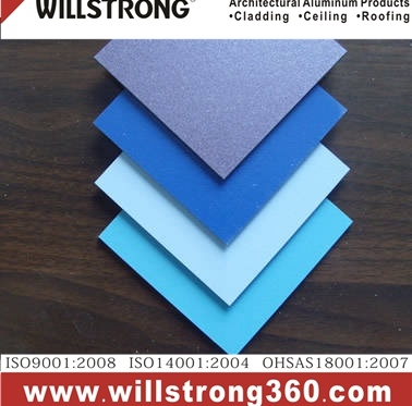 Willstrong Aluminum Composite Panel for Wall Cladding pictures & photos