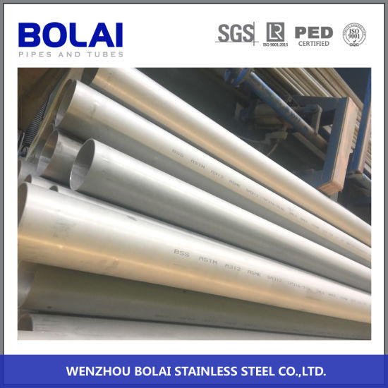 ASTM213 TP304L Steel Pipe Cold Rolled Seamless Stainless Steel Pipe