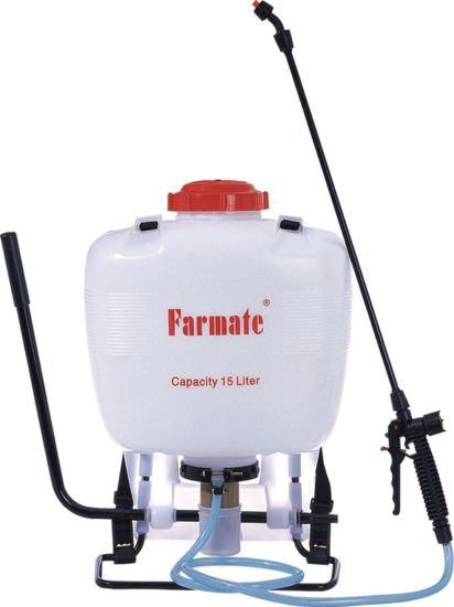 Knapsack Hand Operated Pressure Sprayer with CE (NS-15) pictures & photos
