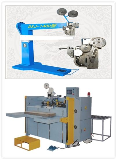Wire Stitcher of Corrugated Carton Box Making Machine pictures & photos