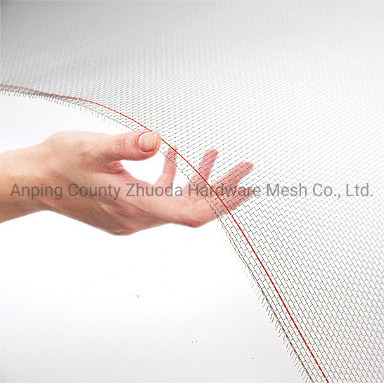 Amazon Vidaxl Mesh 18X16 Stainless Steel Aluminum Insect Window Screen 30m Length (IWS)