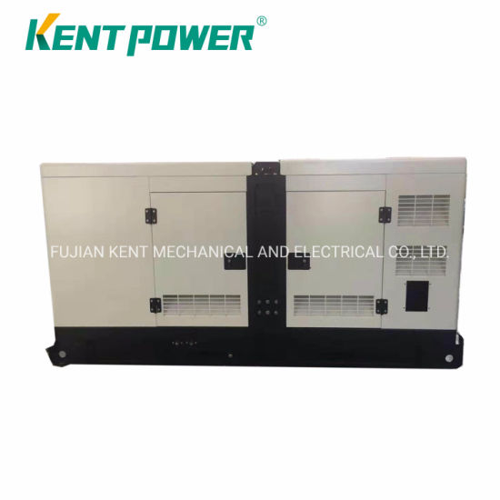 100kVA Cummins Engine (6BT5.9G2) Silent Diesel Power Generator Electirc Genset