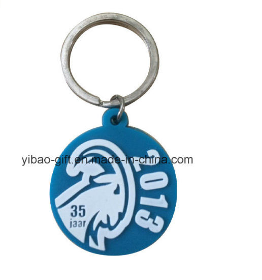 Factory Price Custom PVC Keychain for Gift Best Selling Customized 3D Soft PVC Rubber Car Shape Keychain
