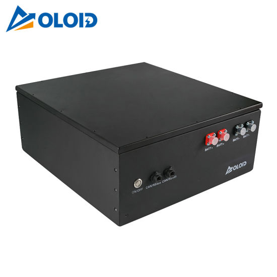 100ah Solar Rechargeable Lithium-Ion/Li-ion/Lithium Battery Pack Cell LiFePO4 Lithium Battery