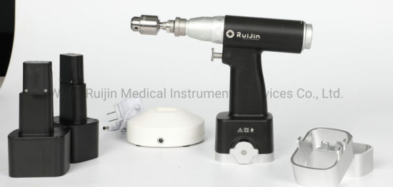 Orthopedic Power Bone Instruments Surgical Reamer Drill for Hip Joint