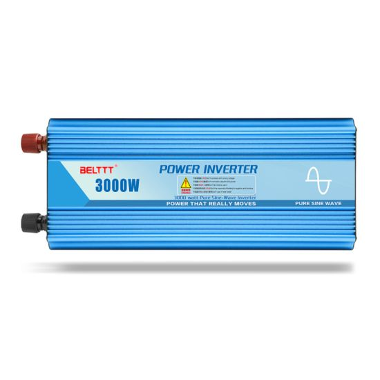 3000W/ 5000W DC AC Pure Sine Wave Solar Power Inverter Generator for Aircon