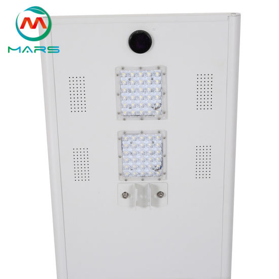 Wholesale Price IP65 Outdoor Waterproof 40W 80W All in One Solar LED Street Light
