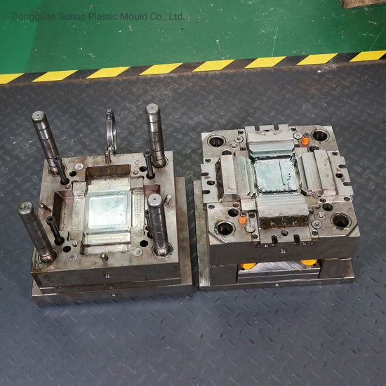 Mf Two-Color Shell Molding Custom Plastic Mould Injection Mould