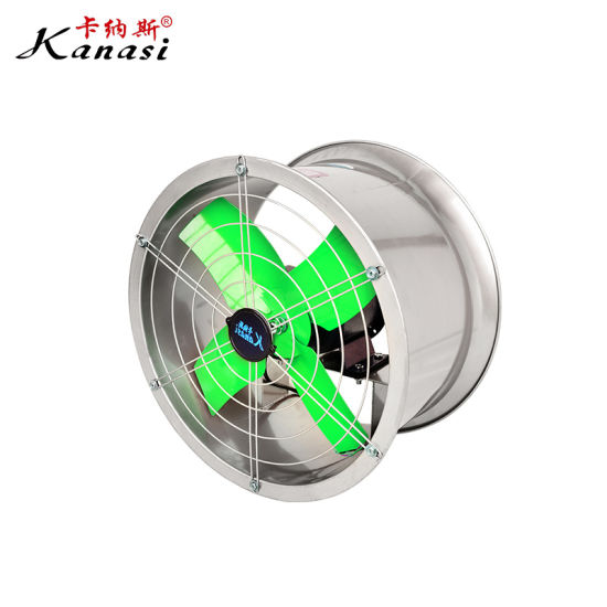 12'' Round Air Blower with Full Copper Wire for Factory
