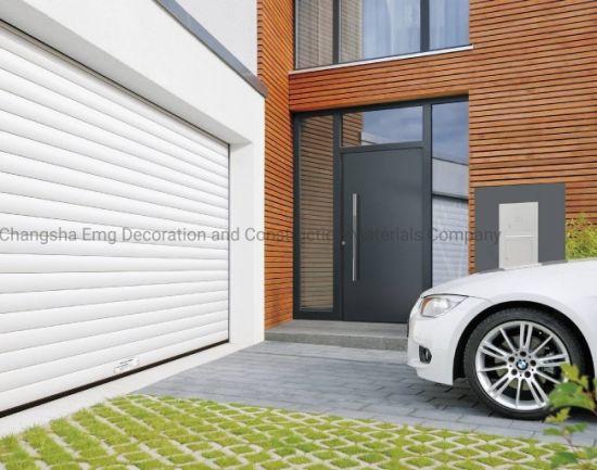 Intelligent Aluminum Roller Shutter Garage Door