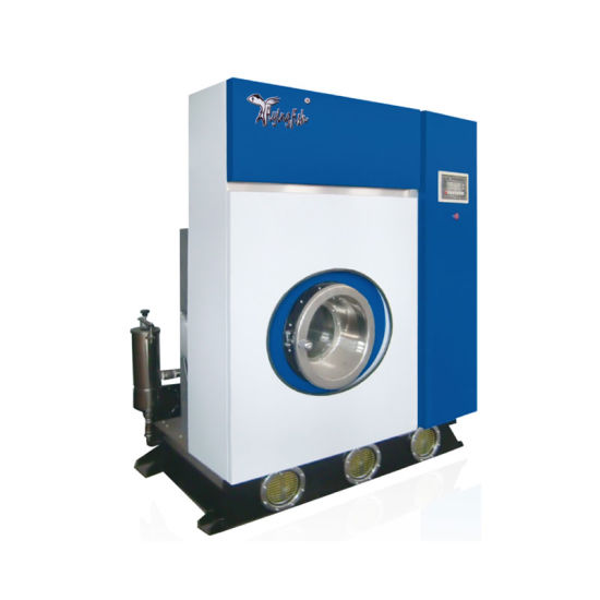 Clean Industrial Dry Cleaning Equipment