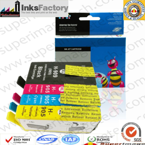 HP 905 Ink Cartridges HP 909 Ink Cartridges pictures & photos