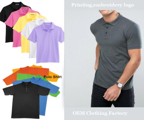 China Hot Sale Blank Cheap Polo Shirts For Men China Polo Shirt