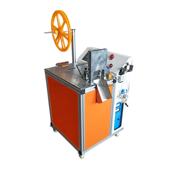 Wl-C110 High Speed Multi-Shape Satin Ribbon Nylon Tape Ultrasonic Cutting Machine