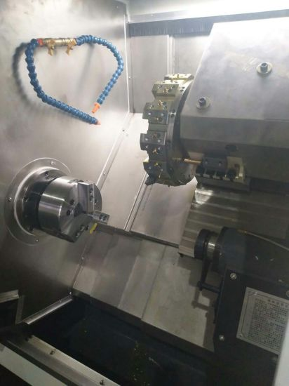 Vertical Lathe Machine in CNC Machine Tools, CNC Vertical Lathe Machine E35/45 pictures & photos
