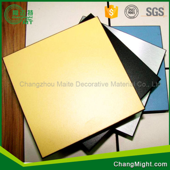 Decorative High-Pressure Laminate (HPL Sheets) pictures & photos